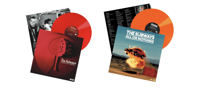 The Subways - 'Young For Eternity' and 'All or Nothing' Reissues