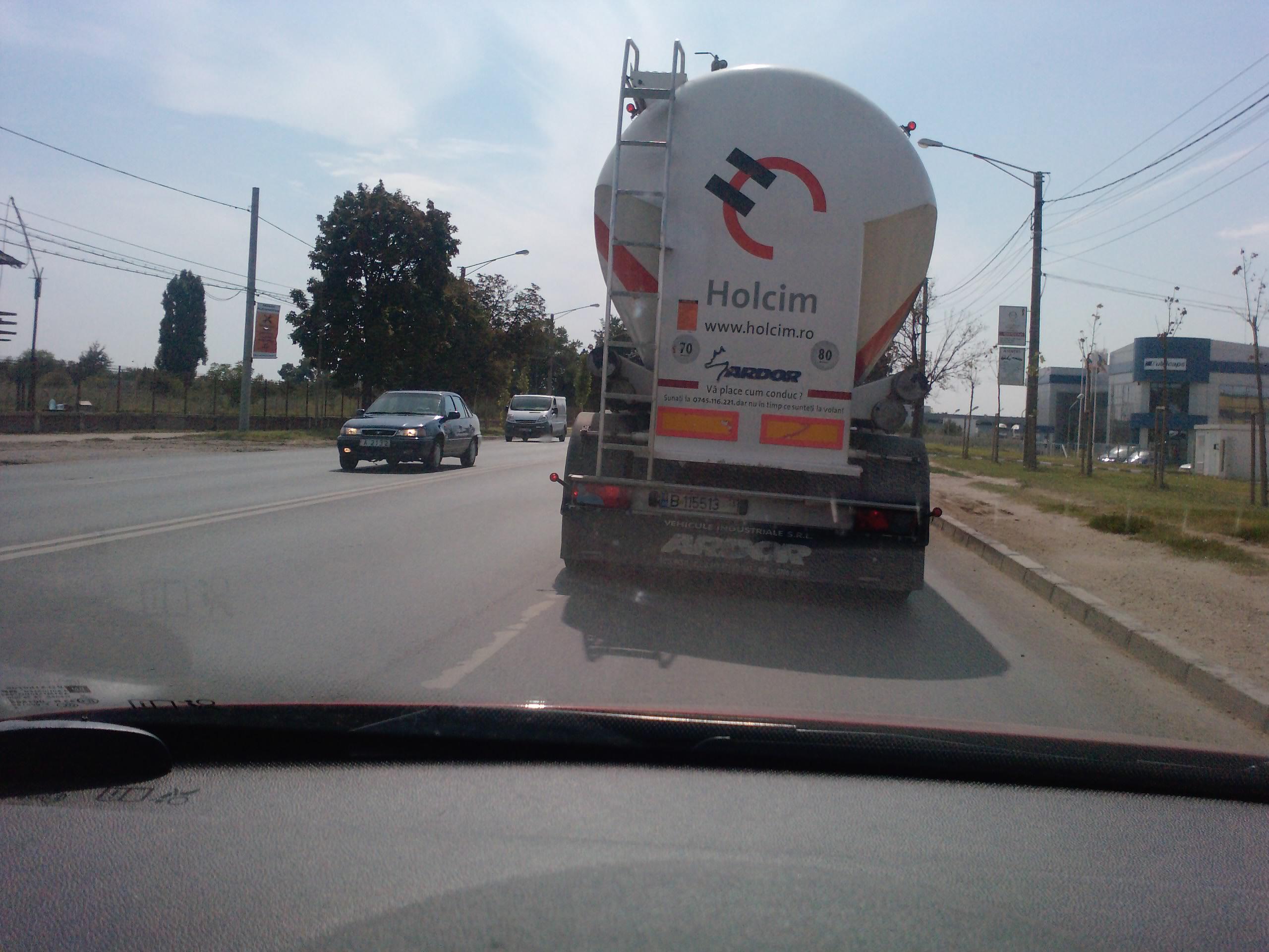 Va place cum conduc?