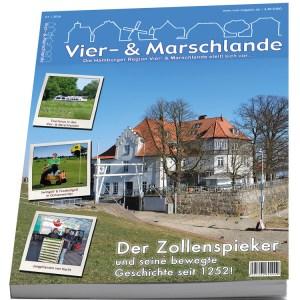 Vier und Marschlande Regionalmagazin Nr. 9 1/2016