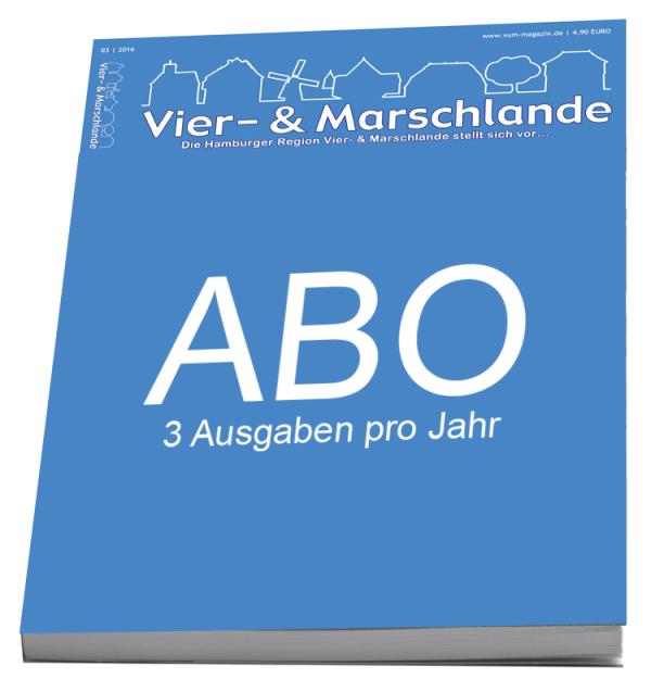 Abo Vier- & Marschlande Regionalmagazin