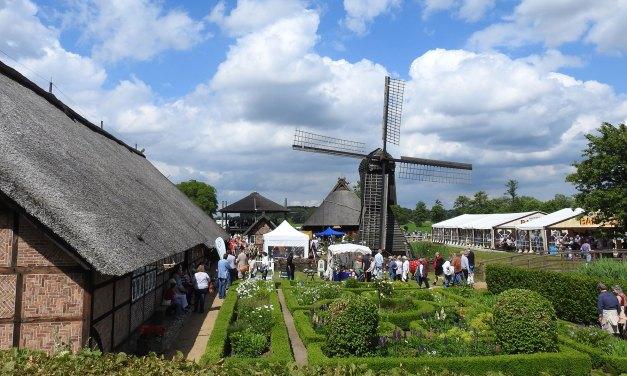 Vierländer Erdbeerfest am 17. und 18. Juni 2017 im Rieck Haus