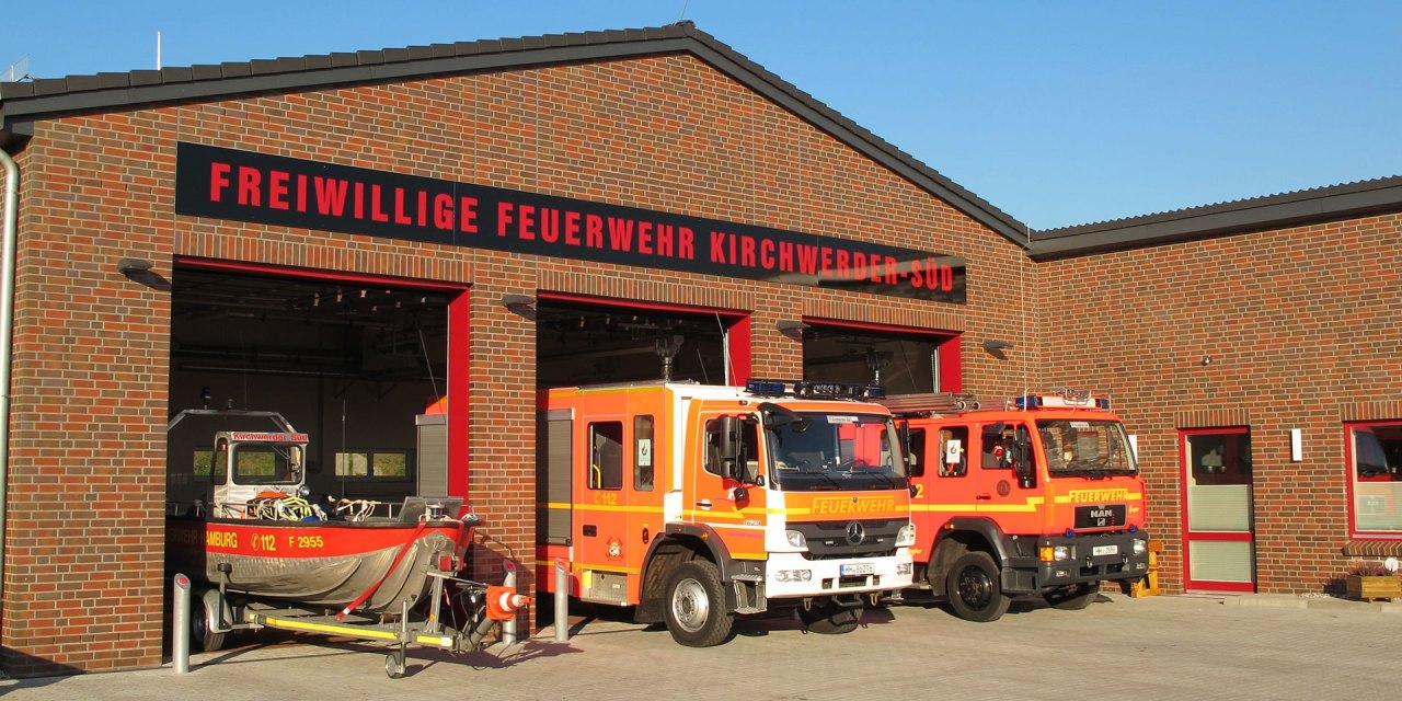 Freiwillige Feuerwehr FF Kirchwerder-Süd