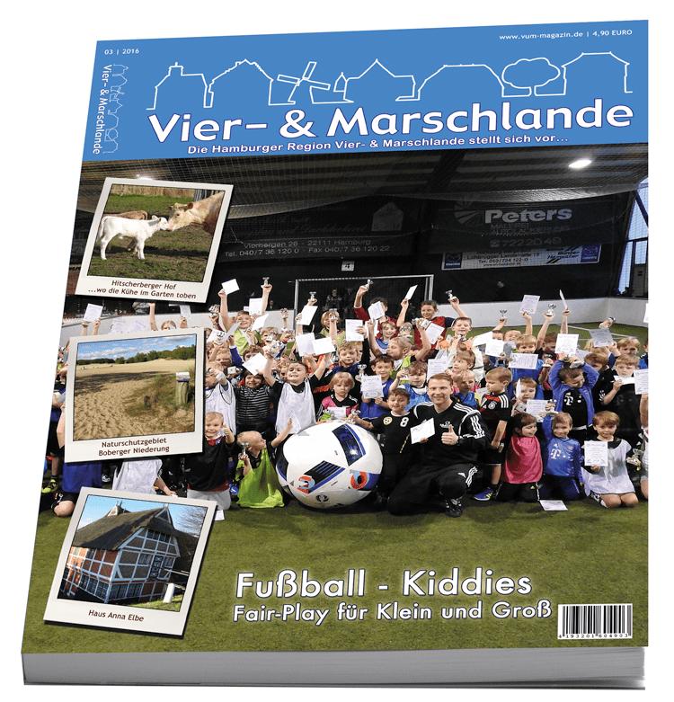 Vier- & Marschlande Regionalmagazin Nr. 11