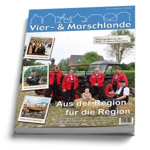 Vier- & Marschlande Regionalmagazin Nr. 1 (1/2013)