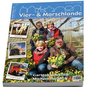 Vier- & Marschlande Regionalmagazin Nr. 6 (1/2015)