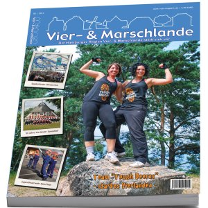 Vier- & Marschlande Regionalmagazin Nr. 4 (2/2014)