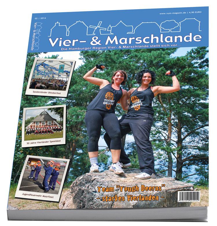 Vier- & Marschlande Regionalmagazin Nr. 4