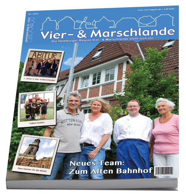 Vier- & Marschlande Regionalmagazin Nr. 7 (2/2015)
