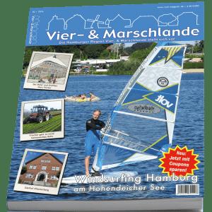 Vier- & Marschlande Regionalmagazin Nr. 10 (2/2016)
