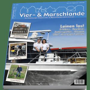 Vier- & Marschlande Regionalmagazin Nr. 12 (1/2017)