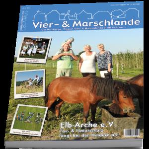 Vier- & Marschlande Regionalmagazin Nr. 13 (2/2017)