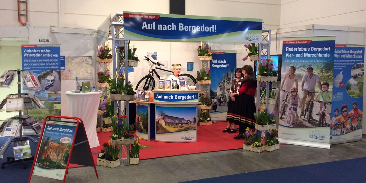 Bergedorfer Highlights auf der Tourismusmesse REISEN Hamburg 2018