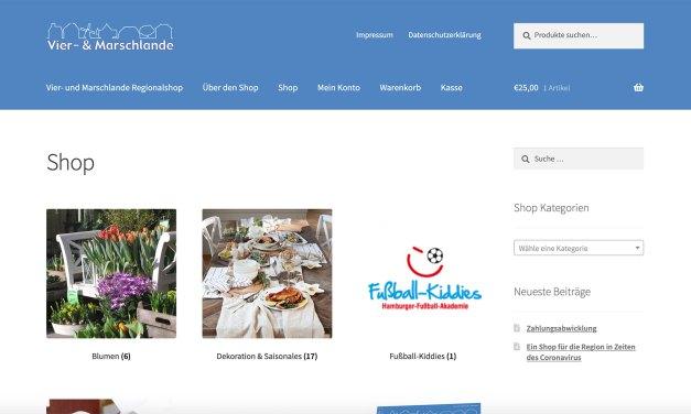 Regionalshop für Betriebe der Hamburger Vier- und Marschlande