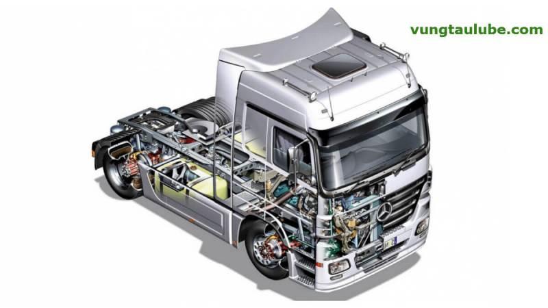 Thay nhớt xe tải đúng cách giúp bạn giảm chi phí bảo trì.