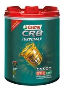 castrol crb turbomax