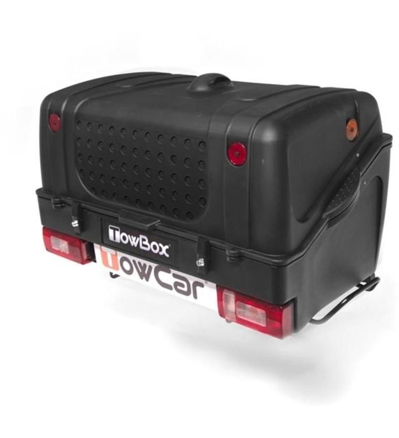 towbox kuljetuslaatikko