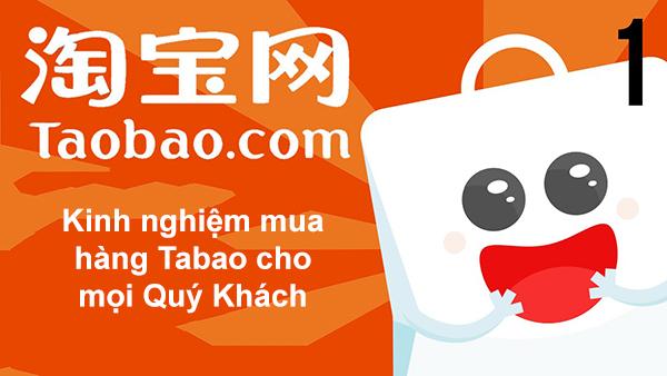 Kinh nghiệm mua hàng trên taobao