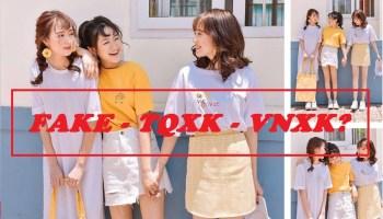 phân biệt hàng VNXk TQXK