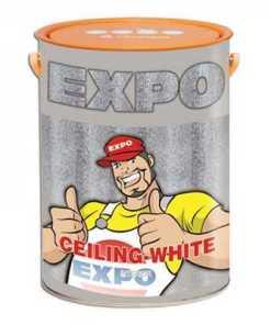 sơn nước nội thất expo