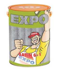 Sơn Nước Expo Satin 6+1 For Int Nội Thất