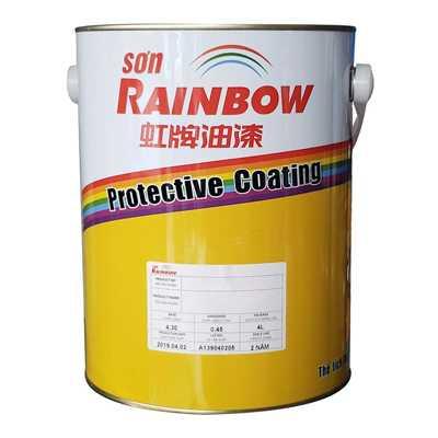 Sơn Nung Rainbow (Baking Enamel) 1104 Đa Màu 4L
