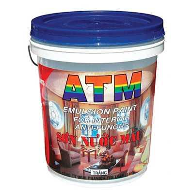 Sơn Nước Nội Thất ATM