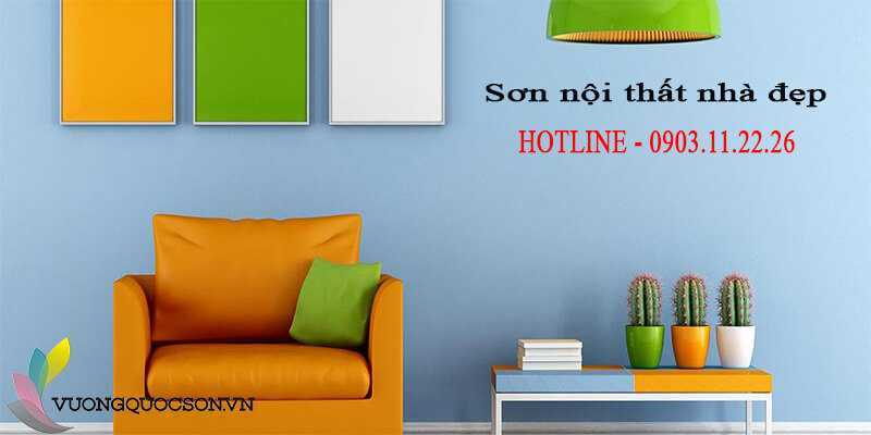 Lựa chọn được dòng sơn như ý cho ngôi nhà của bạn
