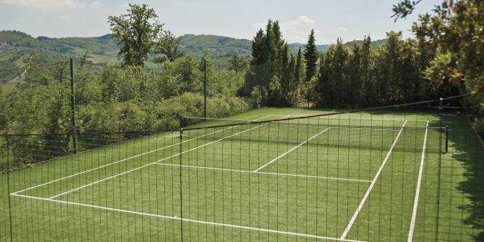 Thi công Hệ thống hàng rào sân Tennischữa sân tennis tiêu chuẩn