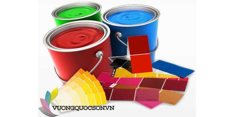 Mẹo Chọn Màu Sơn Nhà Theo Phong Thủy _ dụng cụ thi công sơn nước