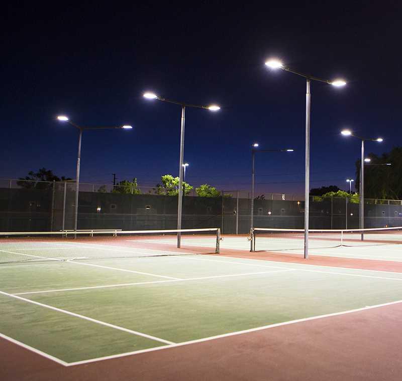 Phương pháp thi công sân Tennis mới nhất
