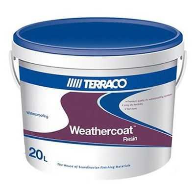 Hướng Dẫn Thi Công Sơn Chống Thấm Terraco Weathercoat 411 Resin
