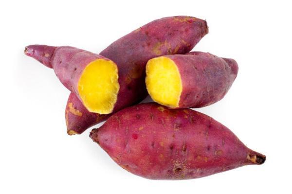 Lấy củ khoai lang trộn với thứ này có ngay cách dưỡng trắng da mặt lên tone nhanh chóng - 1