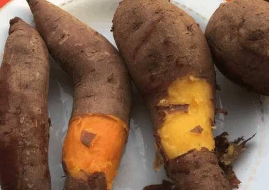 Bé 5 tuổi bị chảy máu dạ dày vì mẹ cho ăn khoai lang chung với thực phẩm này - 1