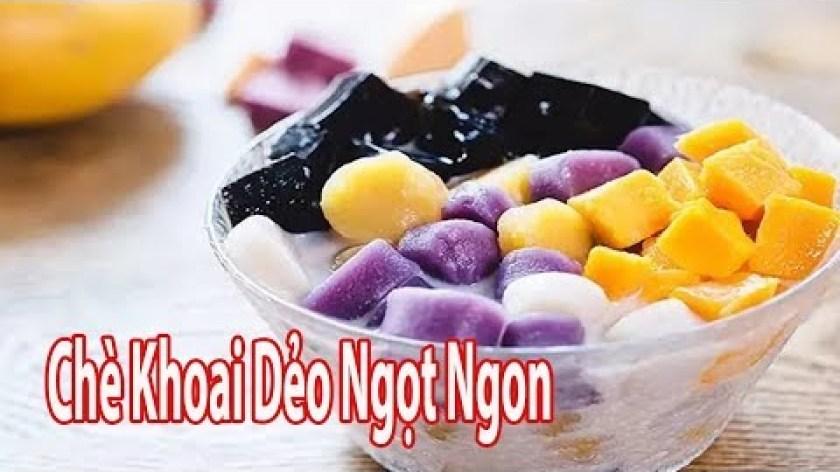 cách nấu khoai lang - Cách Nấu Chè Khoai Dẻo Dai Dai Ngon Ngất Ngây | Góc Bếp Nhỏ