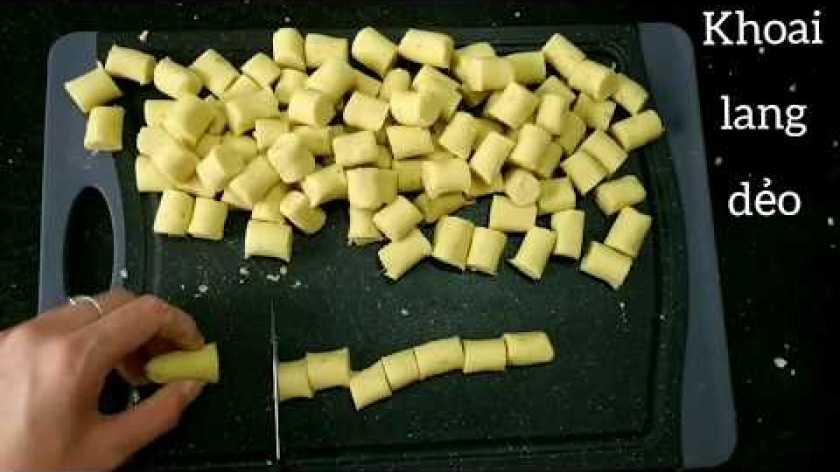 cách nấu khoai lang - Cách làm khoai lang dẻo mềm,thơm ngon đơn giản nhât.