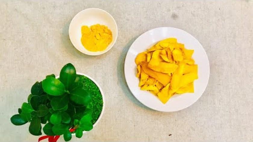 hướng dẫn làm khoai lang lắc - Cách làm snack khoai lang lắc muối ớt ai ăn cũng ghiền | Bếp Nhà Tây