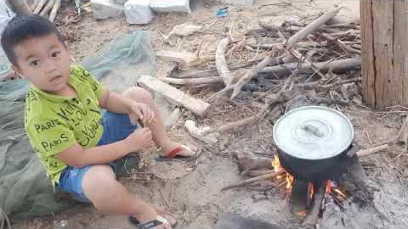hướng dẫn luộc khoai lang ngon - Cách luộc khoai lang ngon (How to boil delicious sweet potatoes)