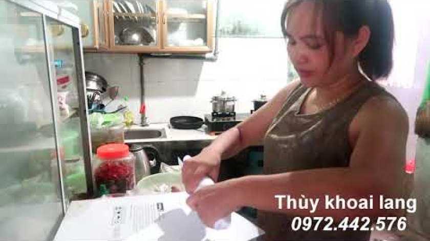 hướng dẫn nướng khoai lang bằng lò nướng - Cách nướng khoai lang đơn giản nhất bằng lò nướng| Bake the simplest sweet potato with an oven