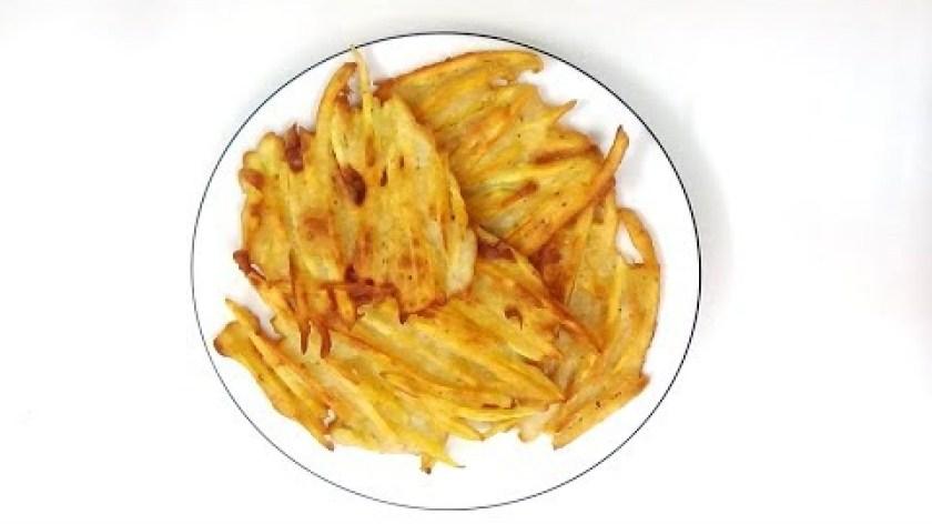 hướng dẫn làm bánh khoai lang - Hướng dẫn cách làm bánh khoai lang chiên  - Món ăn ngon đơn giản dễ làm | PA channel