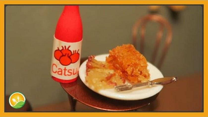 hướng dẫn làm khoai lang lắc - Làm món cá chiên bột cùng khoai lang lắc tí hon - Fish fry and Sweet potato shakes