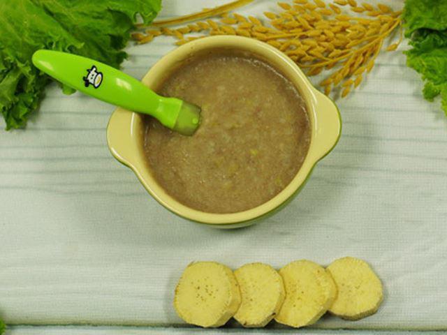 Cách nấu cháo khoai lang cho bé ăn dặm từ 7 tháng tuổi tốt cho hệ tiêu hóa