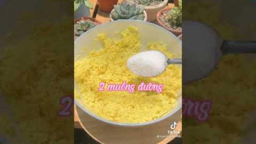 cách nấu khoai lang - Cách làm vánh khoai lang chiên tại nhà , vừ đơn giản mà còn rễ làm👍