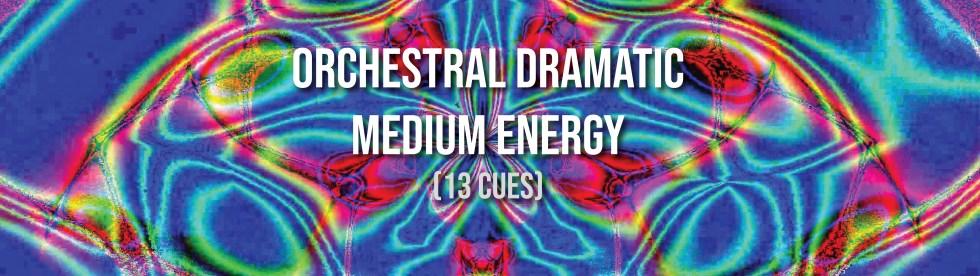 Orchestral Dramatic Medium Energy