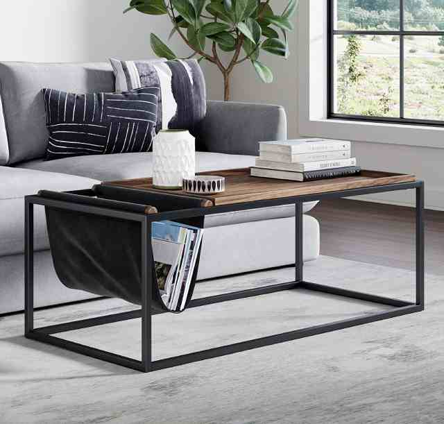 24 coffee tables with hidden storage