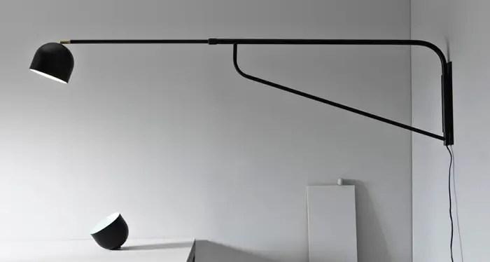 10 Modern Long Swing Arm Wall Lamps Vurni