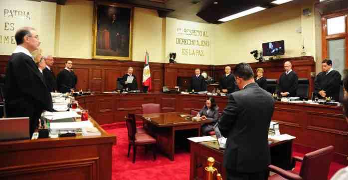 Vrhovni sud u Meksiku