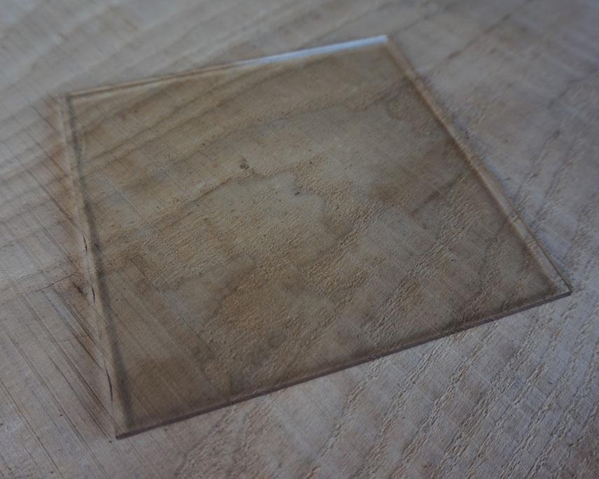 Ongebruikt Hittebestendig glas 30*30cm – Vuurslag AF-94