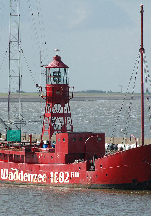 Harlingen / Lightvessel 8