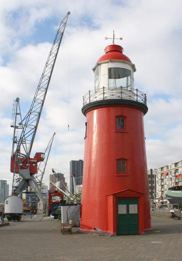 Rotterdam / Hoek van Holland Lage Licht