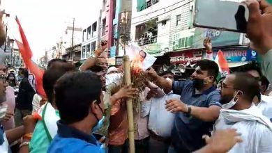 Photo of कांग्रेस ने भाजपा सरकार के खिलाफ किया प्रदर्शन